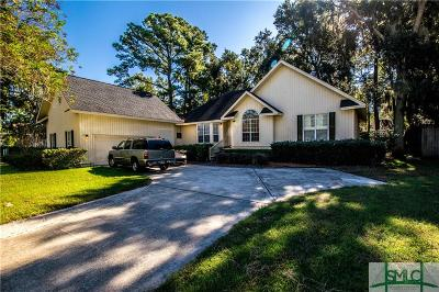 Savannah GA Single Family Home For Sale: $319,900