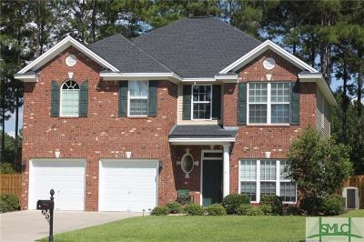 Pooler Single Family Home For Sale: 6 Tea Olive Circle