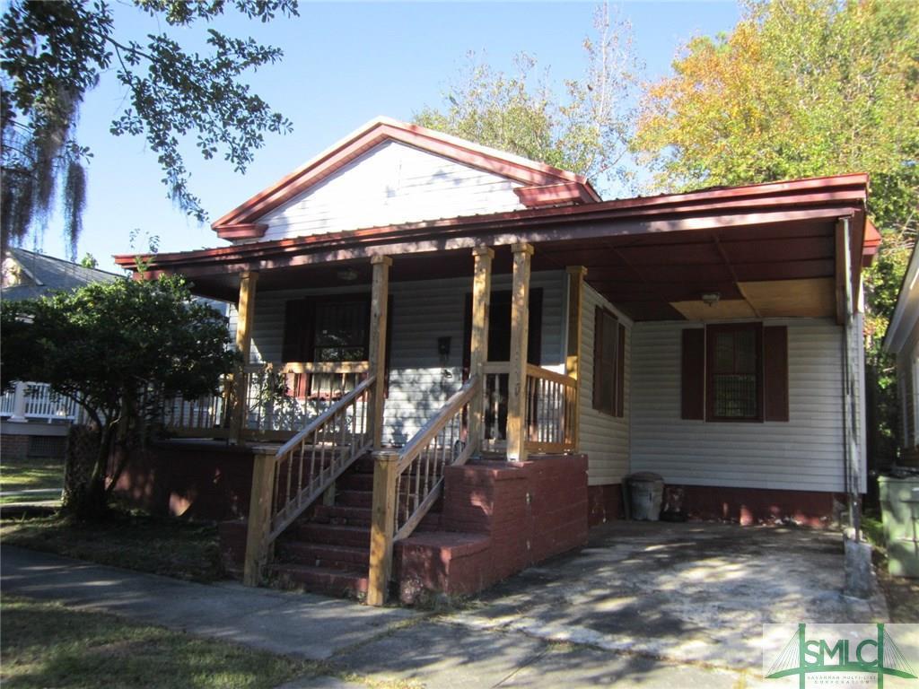 920 37th, Savannah, GA, 31401, Historic Savannah Home For Sale