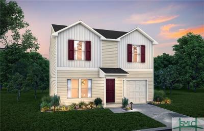 Single Family Home For Sale: 219 Telfair Drive #07
