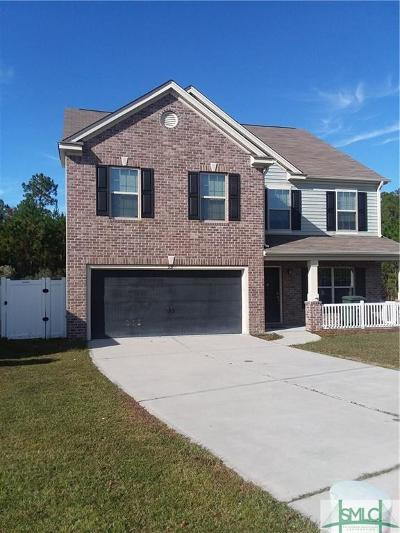 Hinesville Single Family Home For Sale: 337 Connor Court