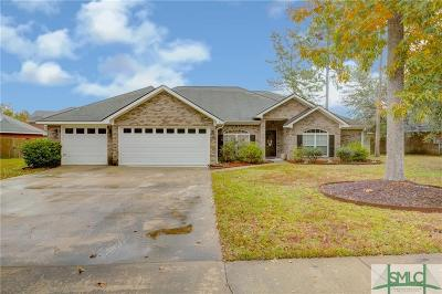 Midway Single Family Home For Sale: 70 Sassafras Lane