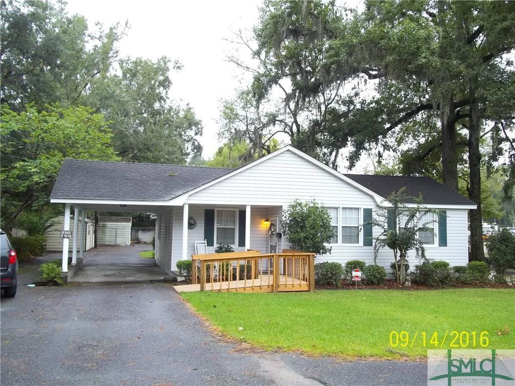 2782 US Highway 80, Garden City, GA, 31408, Garden City Home For Sale