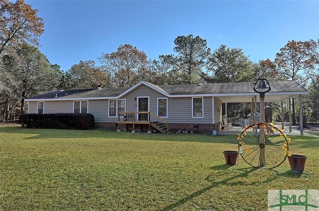1991 Old Augusta, Clyo, GA, 31303, Clyo Home For Sale
