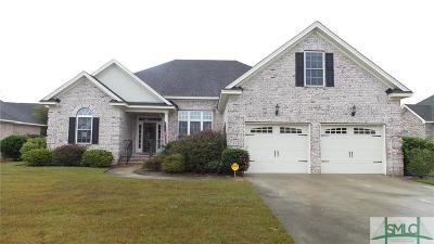 Savannah Single Family Home For Sale: 5 Bluegrass Lane