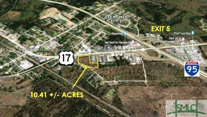 0 Whyte Hardee, Hardeeville, SC, 29927, Hardeeville Home For Sale