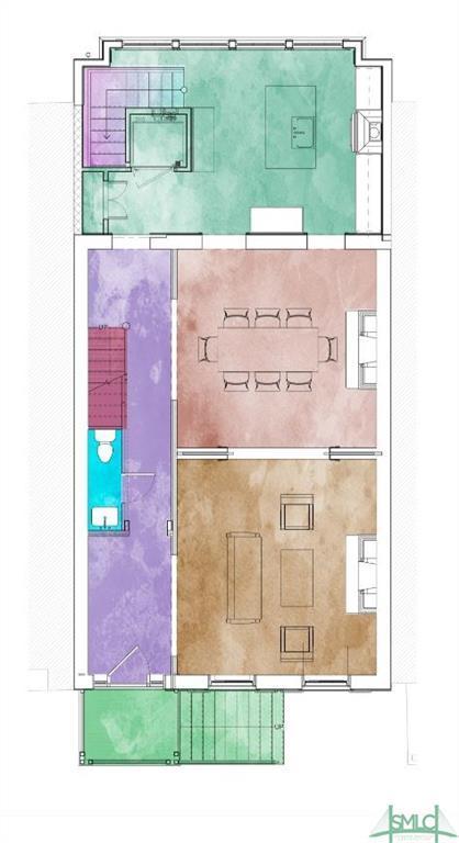 24 Taylor, Savannah, GA, 31401, Historic Savannah Home For Sale