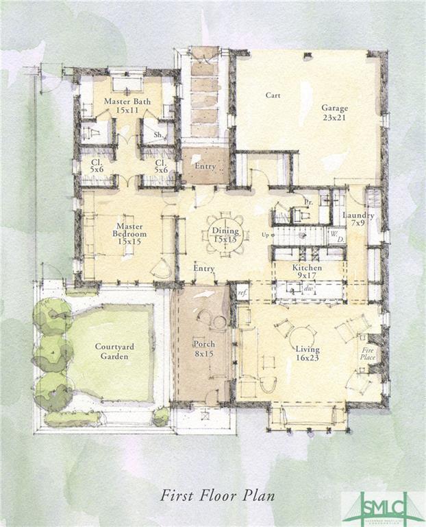 1076 Silk Hope, Richmond Hill, GA, 31324, Richmond Hill Home For Sale