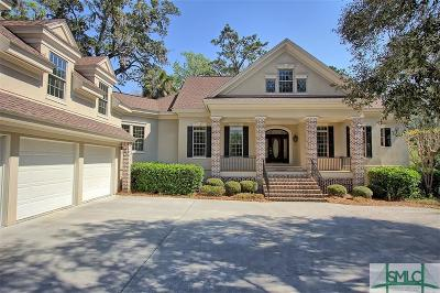 Savannah GA Single Family Home For Sale: $699,900