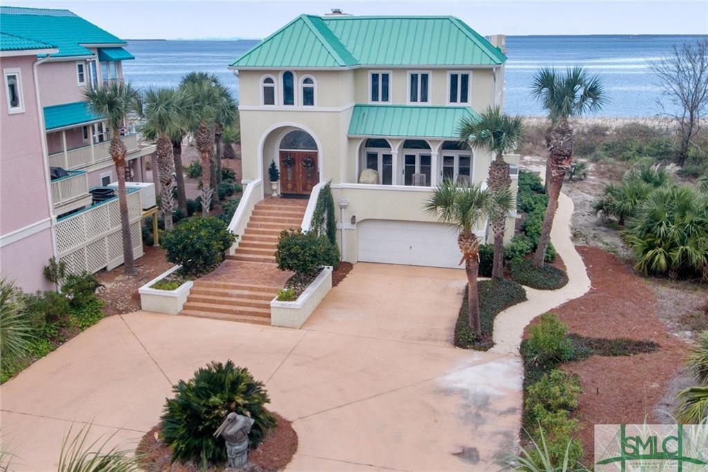 1201 Bay, Tybee Island, GA, 31328, Tybee Island Home For Sale