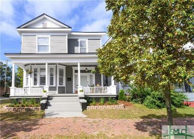 Savannah Multi Family Home For Sale: 1703 Abercorn Street