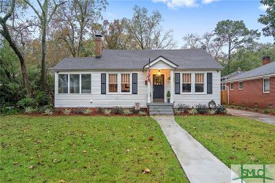 Savannah Single Family Home For Sale: 403 E 56th Street