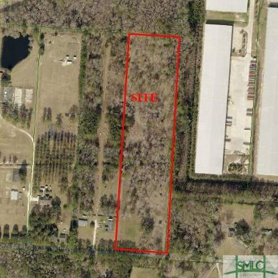 Pooler Residential Lots & Land For Sale: Old Louisville Road