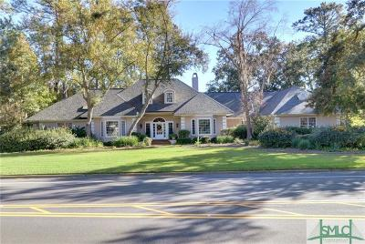 Savannah GA Single Family Home For Sale: $499,900