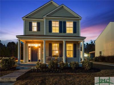 Savannah Single Family Home For Sale: 76 Godley Park Way