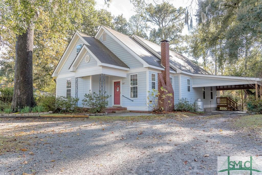 2607 Governor, Garden City, GA, 31408, Garden City Home For Sale
