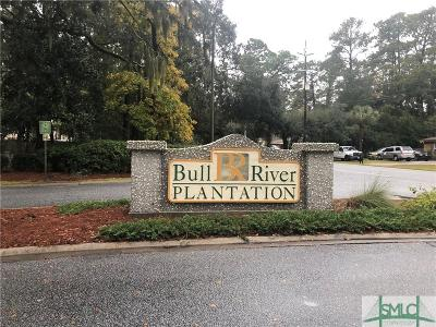 Wilmington Island Condo/Townhouse For Sale: 220 Bull River Bluff Drive #220