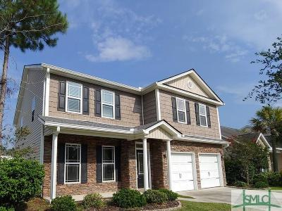 Pooler GA Single Family Home For Sale: $247,900