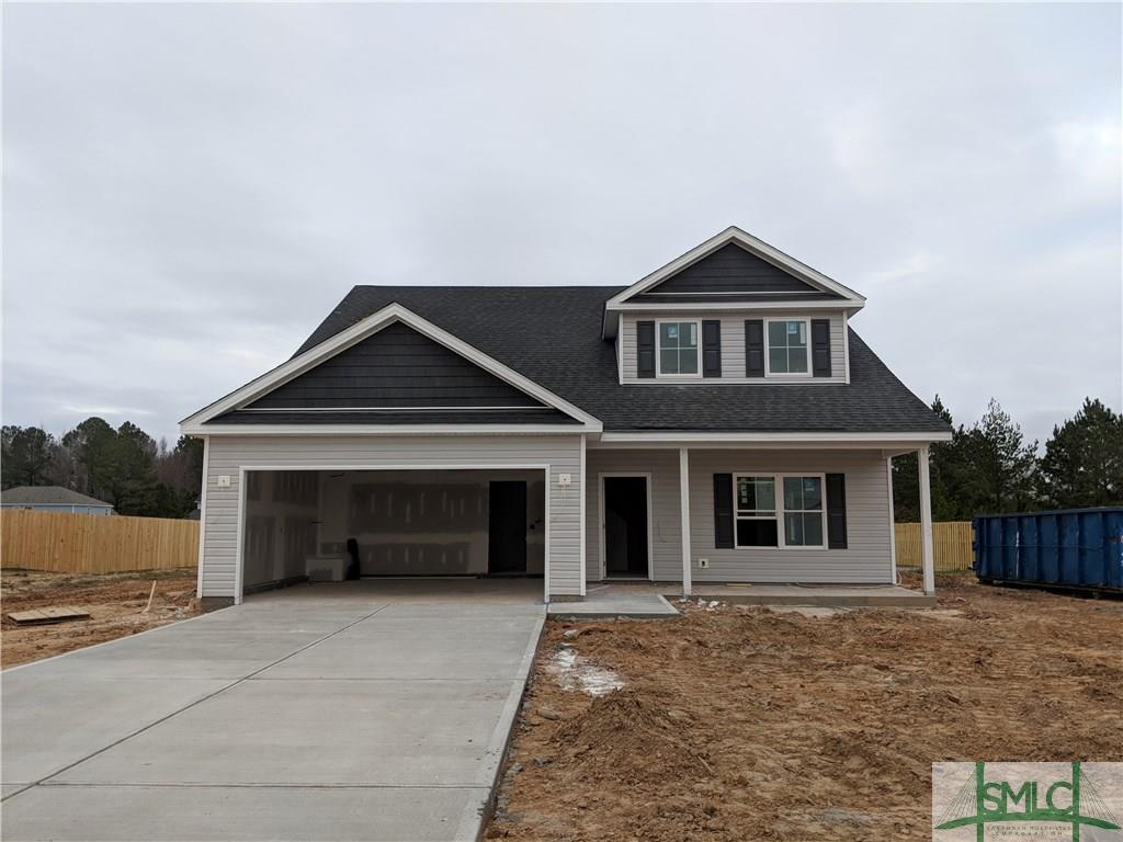 22 Broken Bit, Ellabell, GA, 31308, Ellabell Home For Sale
