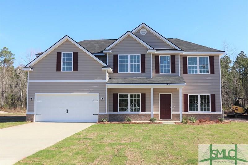 539 Archie, Ludowici, GA, 31316, Ludowici Home For Sale