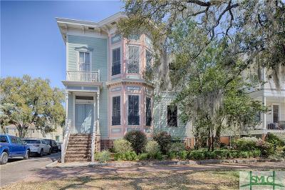 Savannah Single Family Home For Sale: 304 E Hall Street