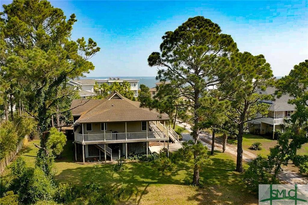 1105A Bay, Tybee Island, GA, 31328, Tybee Island Home For Sale