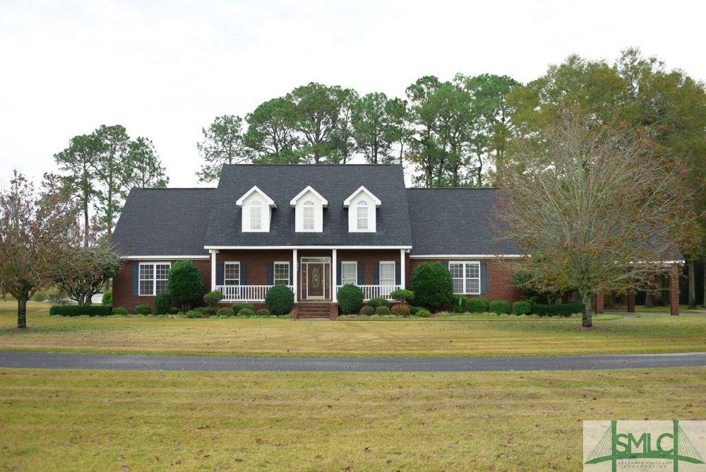 805 Merganser, Glennville, GA, 30427, Glennville Home For Sale
