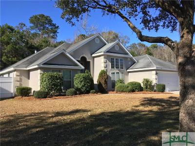 Pooler Single Family Home For Sale: 184 Silverton Road