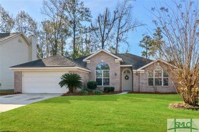 Savannah GA Single Family Home For Sale: $229,900