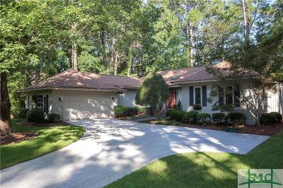Single Family Home For Sale: 16 Franklin Creek Road S