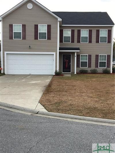 Port Wentworth Single Family Home For Sale: 2 Laurel Ridge Court