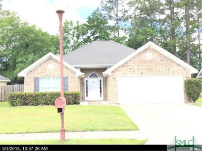 Bloomingdale Single Family Home For Sale: 223 Pebblestone Drive