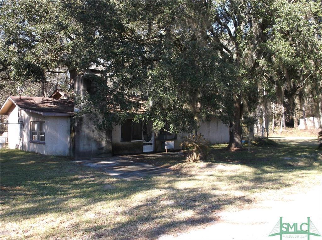 188 Sixth, Meldrim, GA, 31318, Meldrim Home For Sale