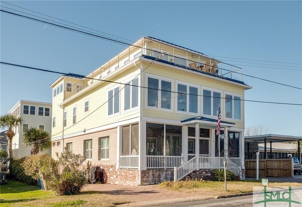 15 17th, Tybee Island, GA, 31328, Tybee Island Home For Sale