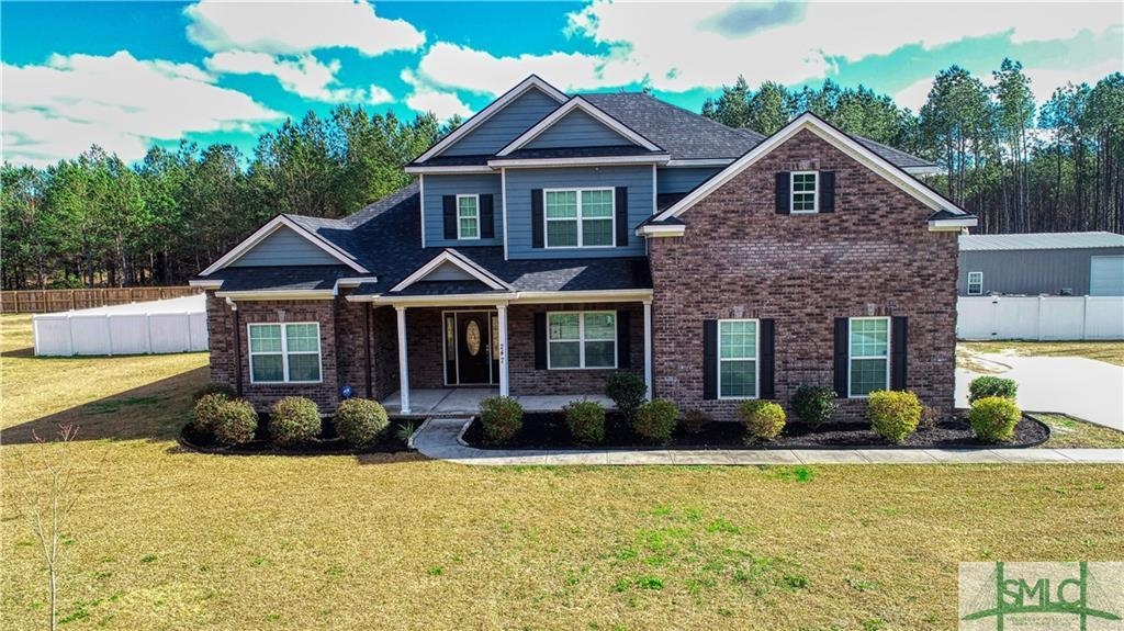 247 Zittrouer, Guyton, GA, 31312, Guyton Home For Sale