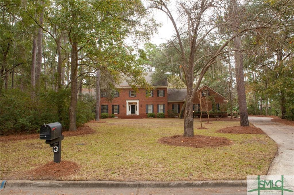 3 Causton, Savannah, GA, 31411, Skidaway Island Home For Sale