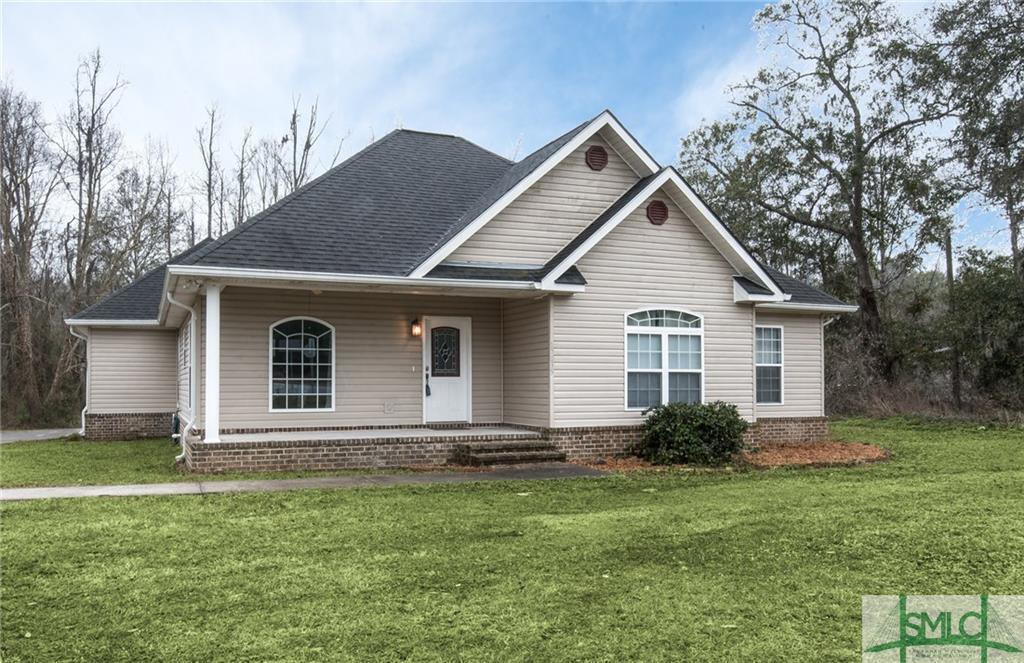 17035 Hwy 119 Connector, Brooklet, GA, 30415, Brooklet Home For Sale