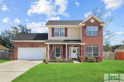 Pooler Single Family Home For Sale: 118 Raindance Road