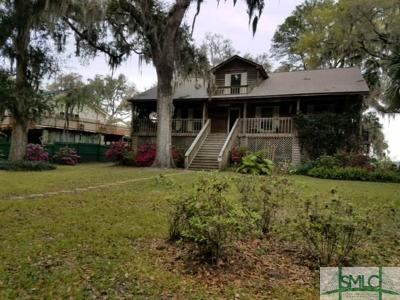 Single Family Home For Sale: 322 Billy Harris Point