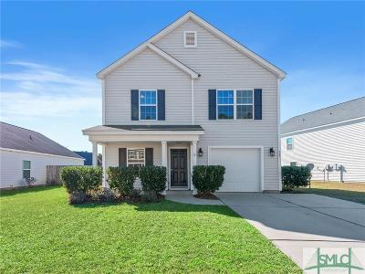 Pooler Single Family Home For Sale: 447 Lions Den Drive