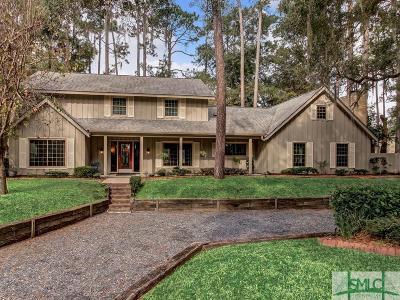 Savannah Single Family Home For Sale: 34 Monastery Road