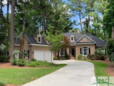 Savannah Single Family Home For Sale: 5 Westcross Road