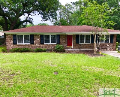 Savannah Single Family Home For Sale: 116 Paradise Drive