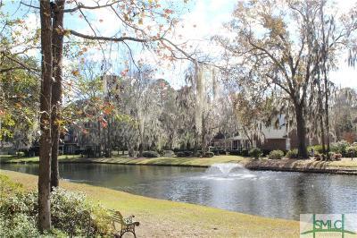 Savannah Single Family Home For Sale: 7 Tiller Point