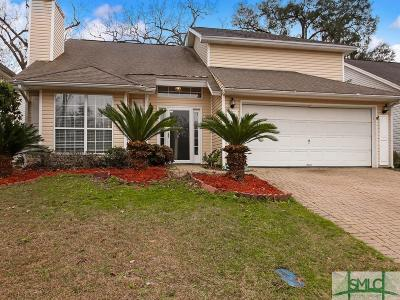 Savannah Single Family Home For Sale: 106 Queens Retreat Court