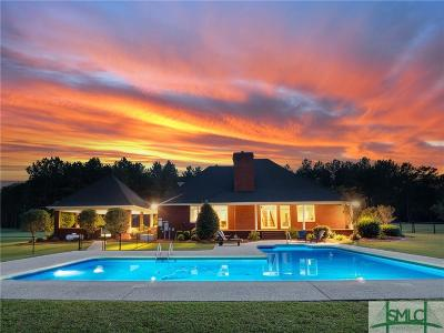 Single Family Home For Sale: 32001 Saint Mathews Church Road