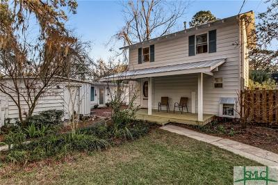 Single Family Home For Sale: 113 Holcomb Street