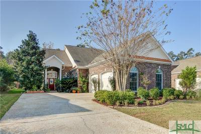 Savannah Single Family Home For Sale: 9 Misty Marsh Drive