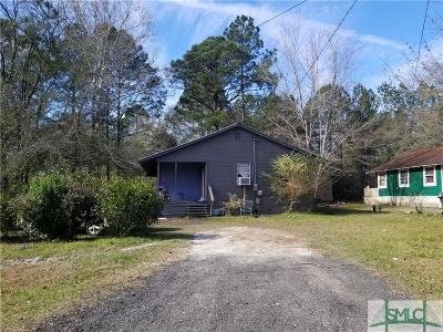 Pembroke Single Family Home For Sale: 41 Singleton Lane