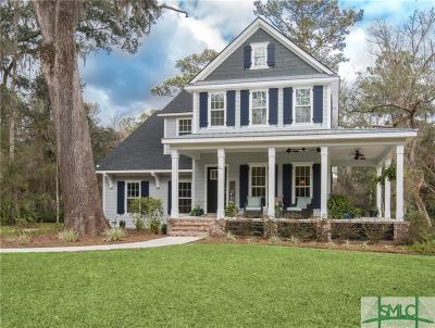 Richmond Hill Single Family Home For Sale: 215 Long Creek Lane